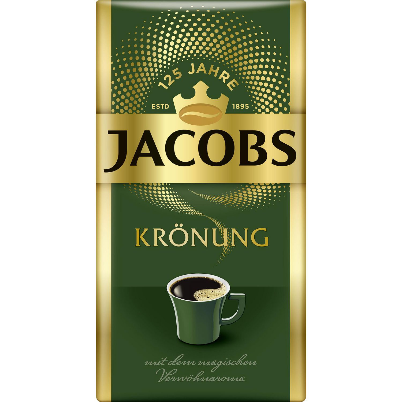 Kaffee Krönung gemahlen, Original