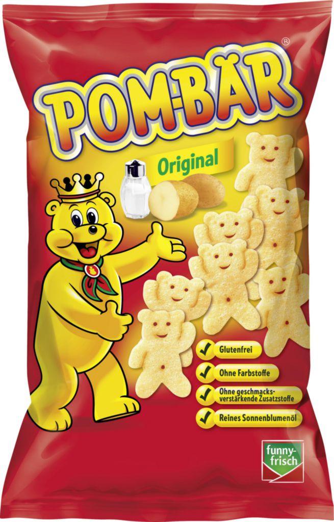 Pombär Chips, Original