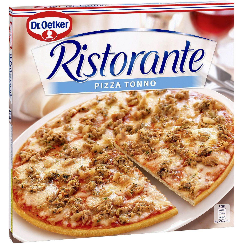 "Pizza ""Ristorante"" Tonno, tiefgekühlt"