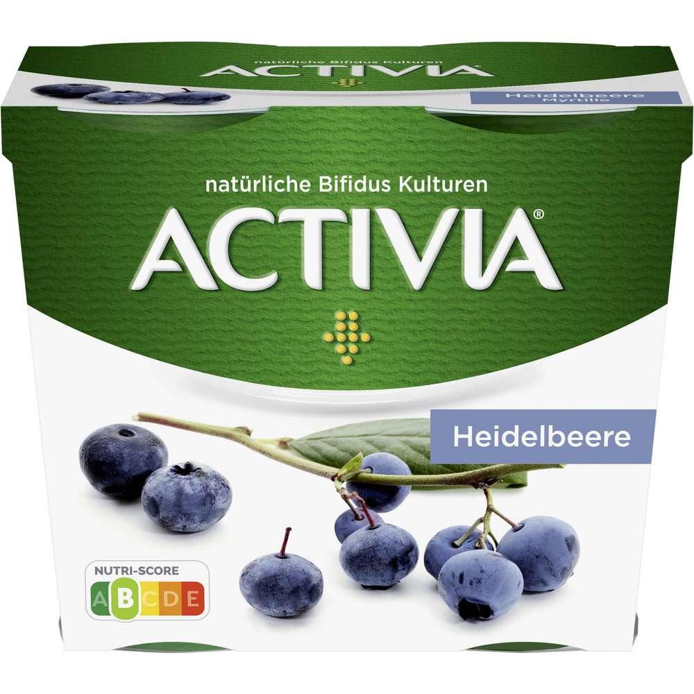 Fruchtjoghurt, Heidelbeere