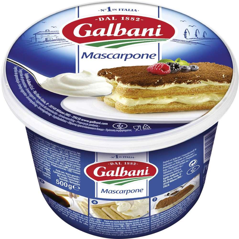 Mascarpone, Original