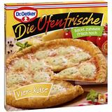 """Pizza """"Ofenfrische"""" Vier-Käse, tiefgekühlt"""